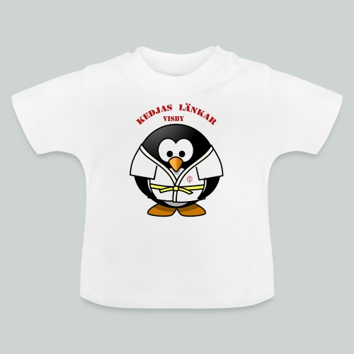 VisbyPenguins - Baby-T-shirt