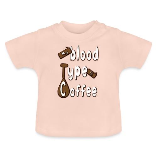 Blood Coffee - Vauvan t-paita