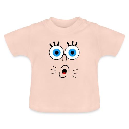 Face - Vauvan t-paita