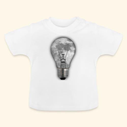 moon bulb - Camiseta bebé