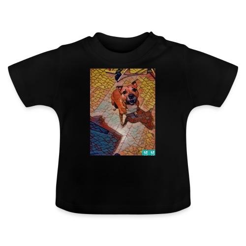 Foxy in kleur - Baby T-shirt