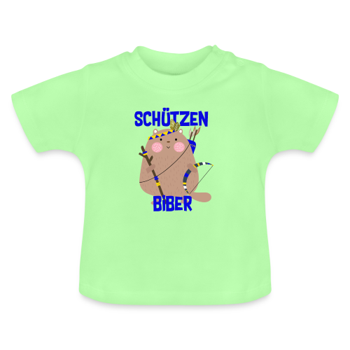 Schützenfest Biber Biberach Biberacher Schützen - Baby T-Shirt
