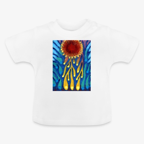 Chore Słońce - Koszulka niemowlęca