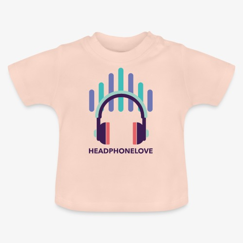 headphonelove - Baby T-Shirt