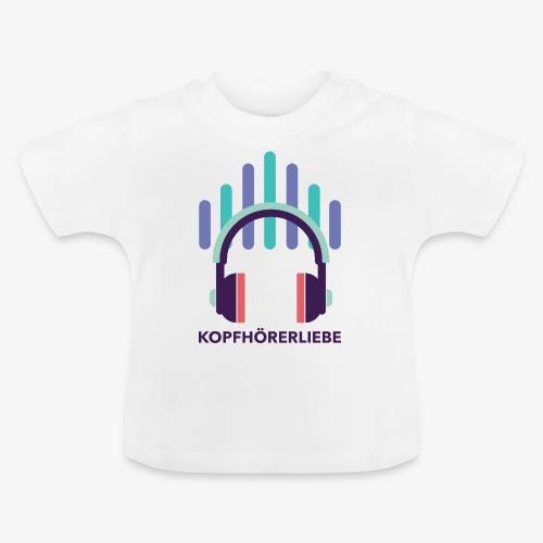 kopfhörerliebe - Baby T-Shirt