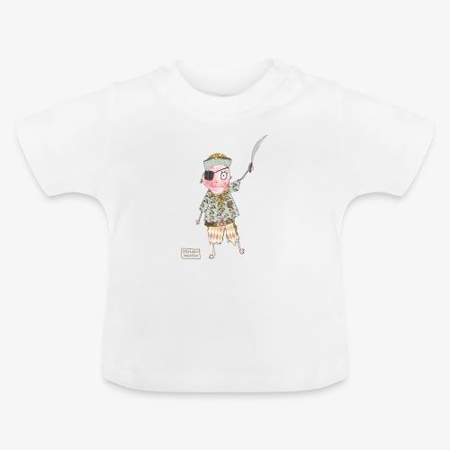 enfant pirate - T-shirt Bébé