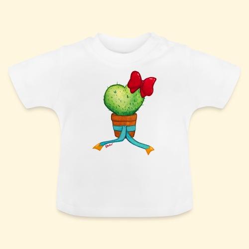 Cactus Coeur - T-shirt Bébé