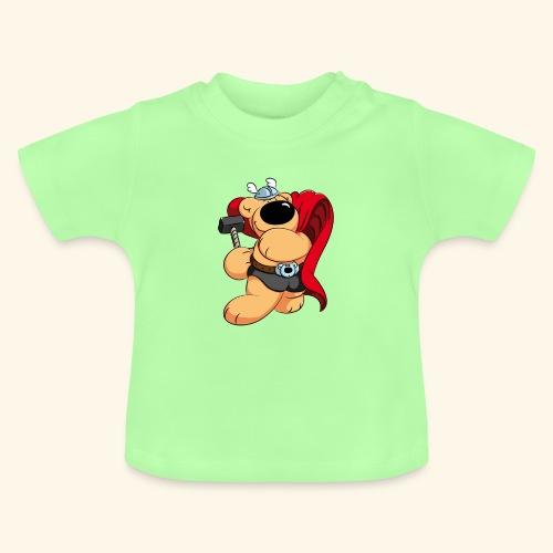 Der mächtige Thorbär - Baby T-Shirt