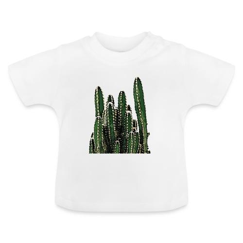 BabyCute 'Cactus Dessert' by Isobel & Kristoff - Baby T-Shirt