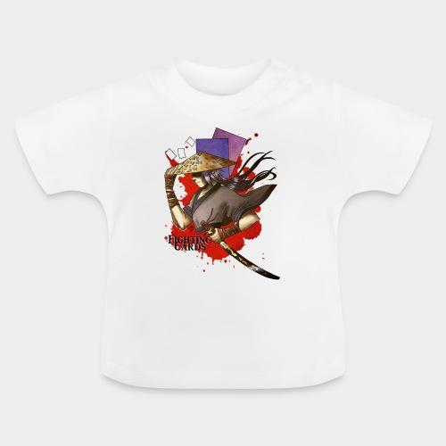 Fighting cards - Guerrier - T-shirt Bébé