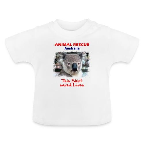 Australien KOALA RESCUE - Spendenaktion - Baby T-Shirt