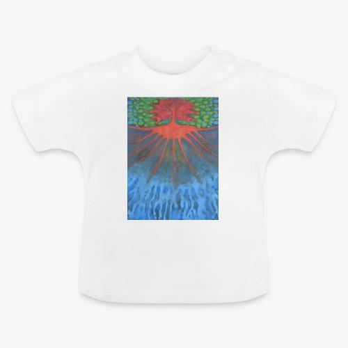 Drzewo Źycia - Koszulka niemowlęca