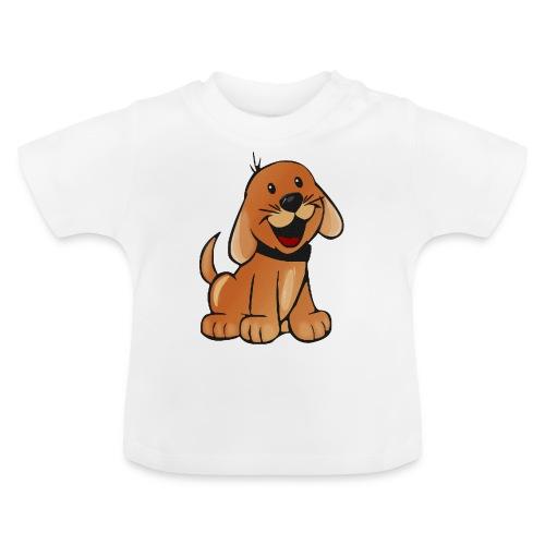 cartoon dog - Maglietta per neonato