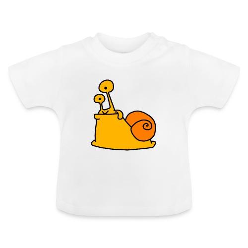 Schnecke Nr 21 von dodocomics - Baby T-Shirt