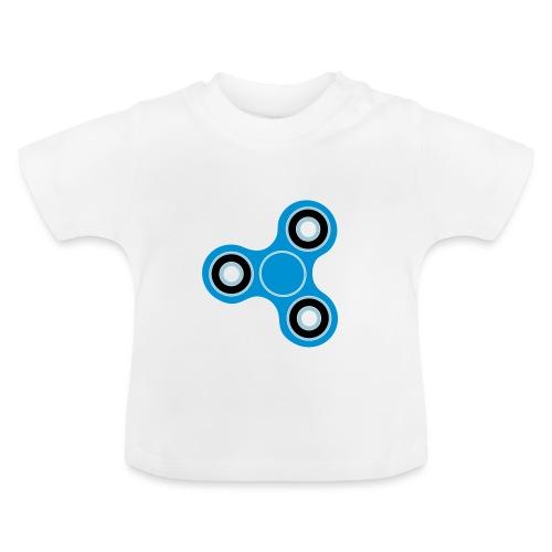 Fidget spinner - Baby T-shirt