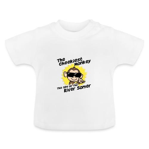 Cheekiest Monkey - Baby T-Shirt