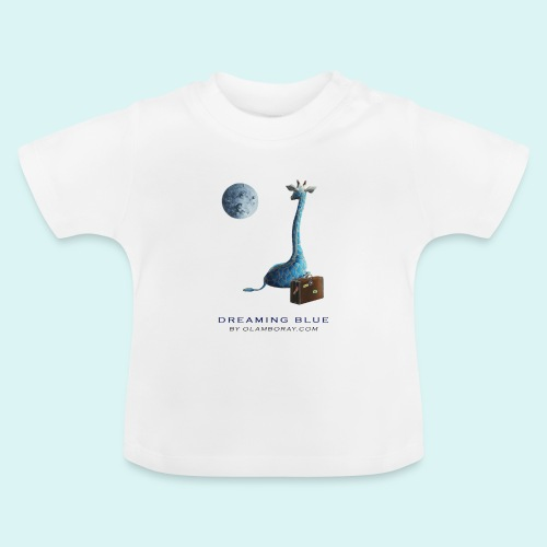 Dreaming Blue - Baby T-Shirt