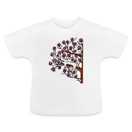 Magnolia - Baby-T-shirt