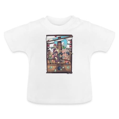 les pirates - T-shirt Bébé