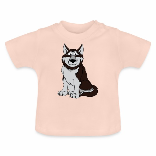 Husky - Baby T-Shirt