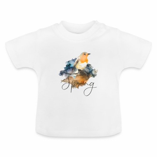 Robin Spring - Baby T-Shirt