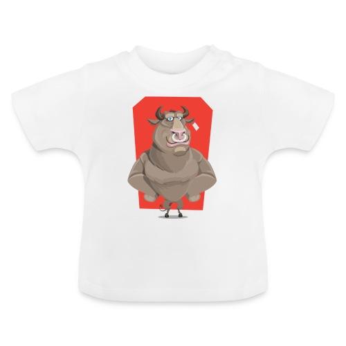 Starke Bulle - Baby T-Shirt