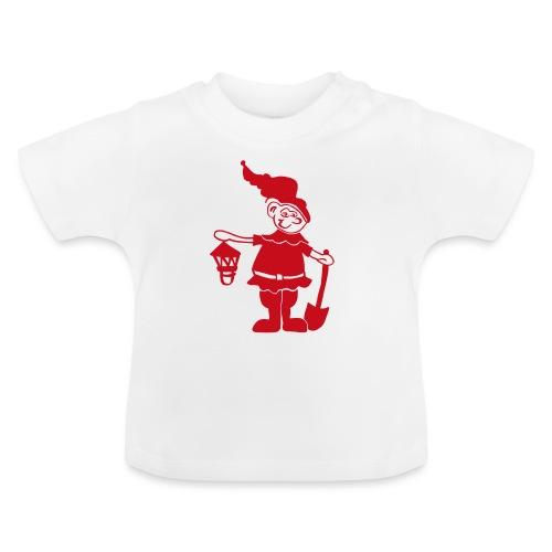 Auenzwerg Button - Baby T-Shirt