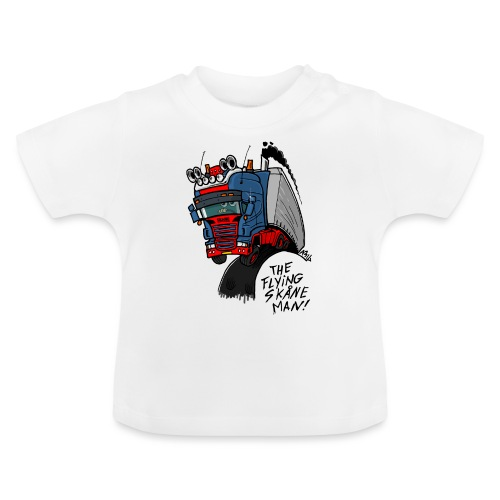 The flying skane man - Baby T-shirt