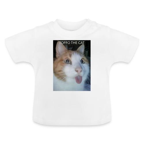 TOFFO THE CAT - Vauvan t-paita