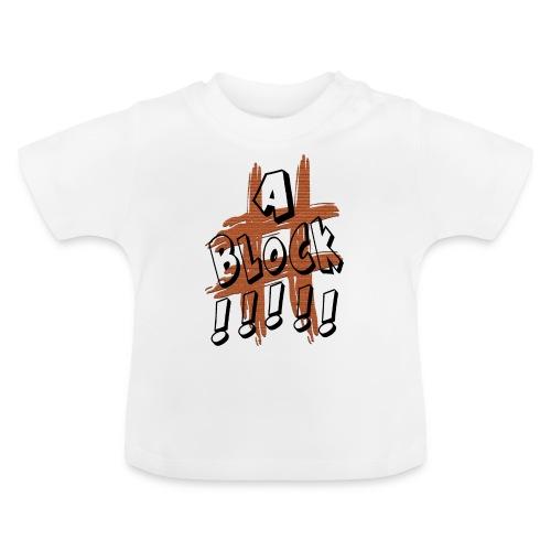H-Tag A Block - T-shirt Bébé