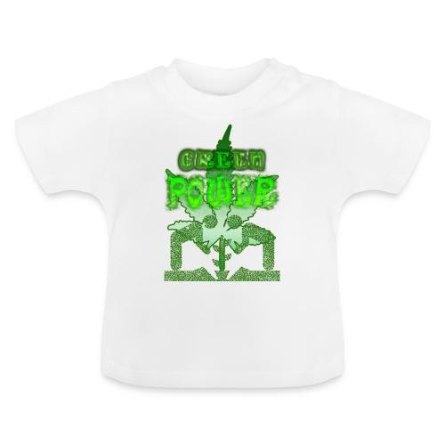 Green Power - T-shirt Bébé