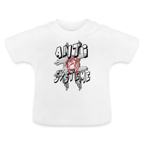 H-Tag Anti Système - T-shirt Bébé