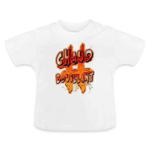 H-Tag Chaud Bouillant - T-shirt Bébé