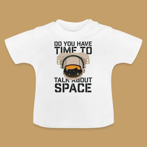 Time for Space - Koszulka niemowlęca