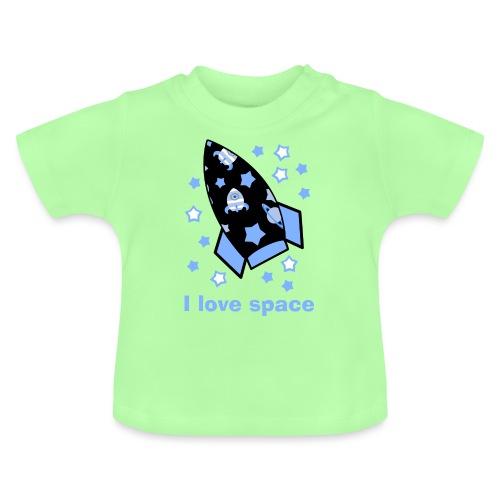 I love space - Maglietta per neonato
