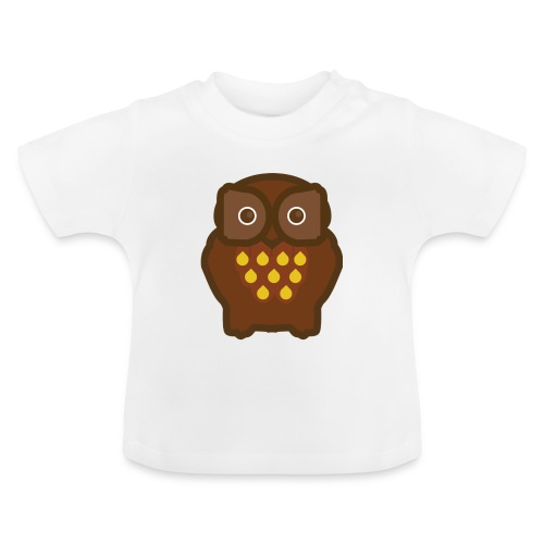 Yellow Fukuro Men's T-Shirts - Baby T-Shirt
