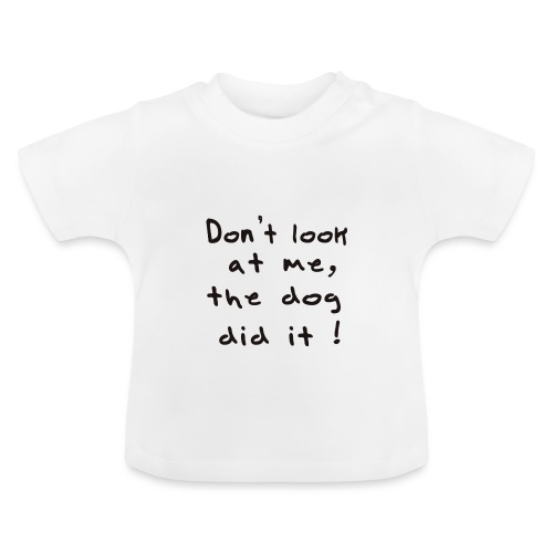lookatme - T-shirt Bébé