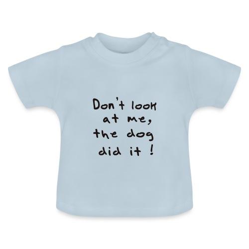 lookatme - T-shirt Bébé