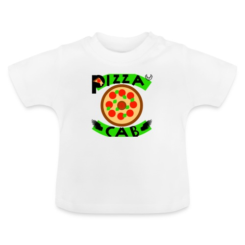pizza-cab - Baby T-Shirt