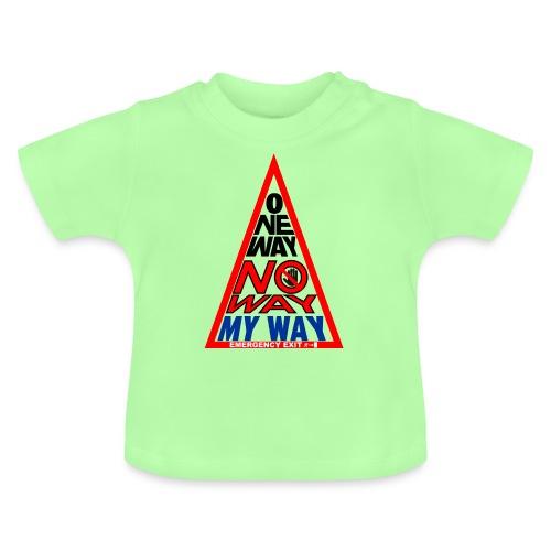 No way - Maglietta per neonato