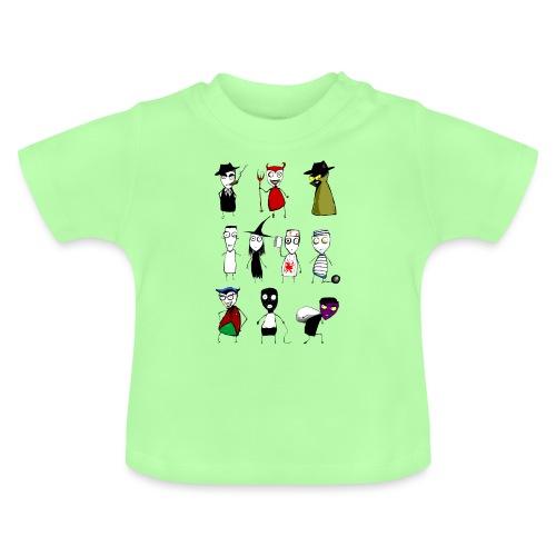 Bad to the bone - Baby T-Shirt