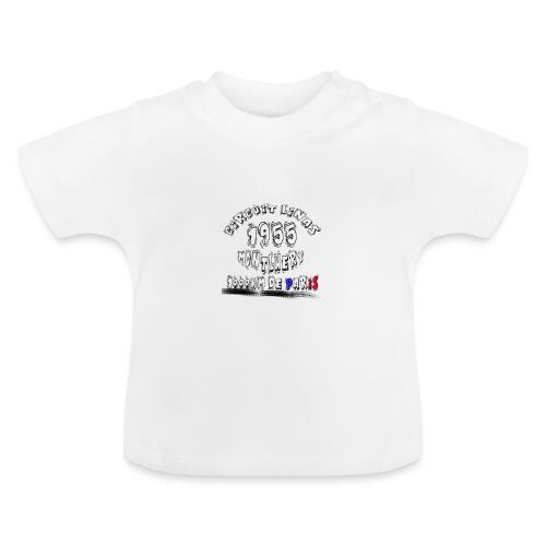 Les anciennes courses automobile - T-shirt Bébé
