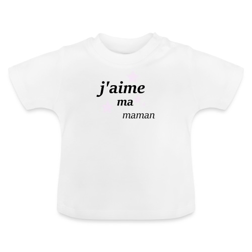 body - T-shirt Bébé