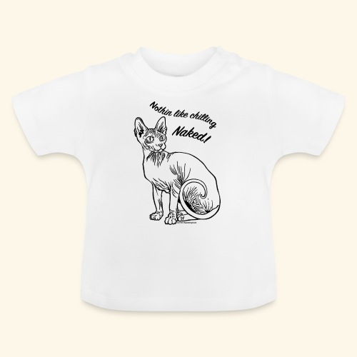 sushinaked - Maglietta per neonato