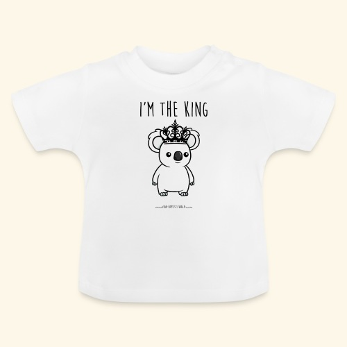 Koala king - T-shirt Bébé