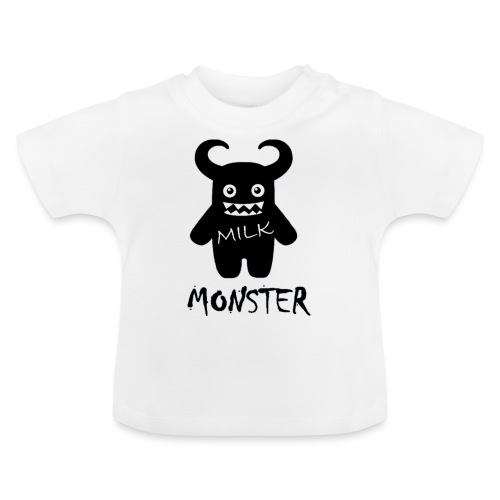 Milk Monster - Baby T-Shirt
