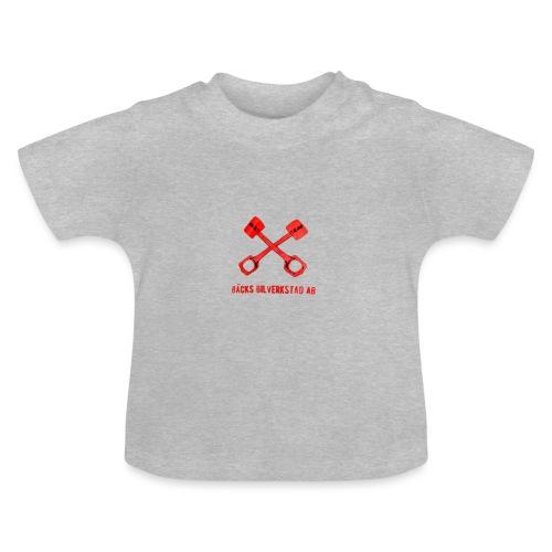 Bäcks bilverkstad - Baby-T-shirt