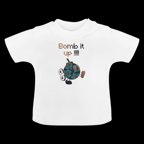 Bomb It Up : Bronze Power !!! - T-shirt Bébé