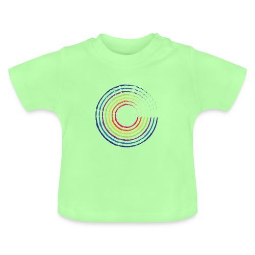Cirkel regnbue - Baby T-shirt