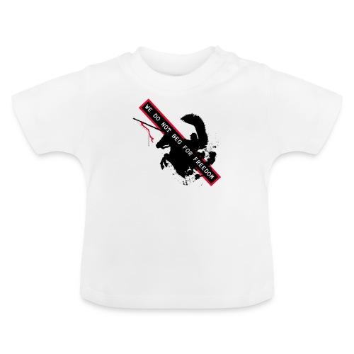 NOVEMBER 11TH WE DO NOT BEG FOR FREEDOM - Koszulka niemowlęca
